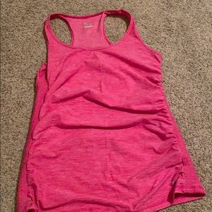 Pink Old Navy Active tank top XL